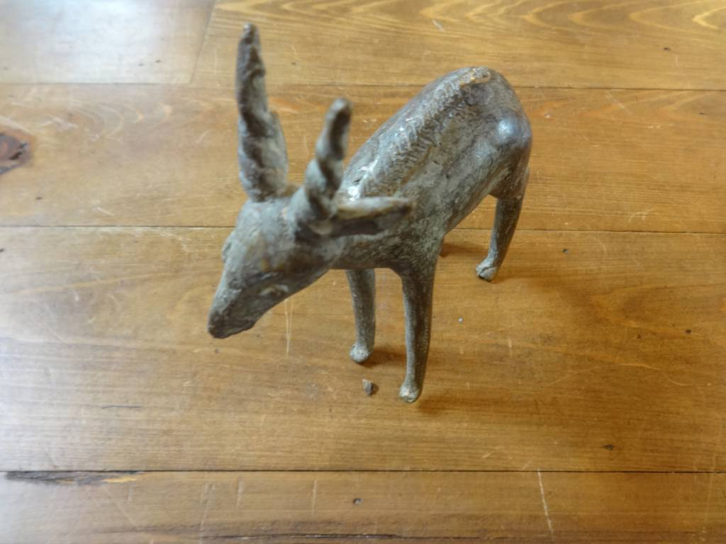 Brass African Kudu