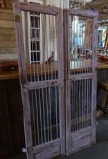 Purple Tiger Doors