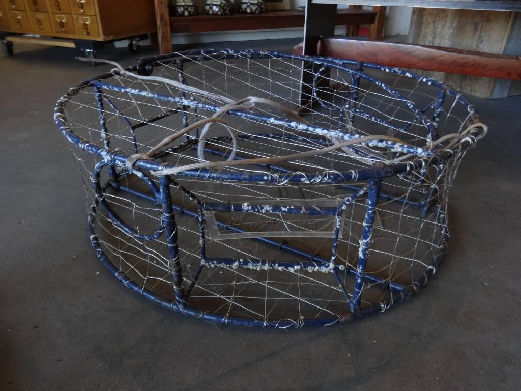 Large Metal Crab Trap