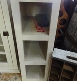 3 Tiered White Shelf
