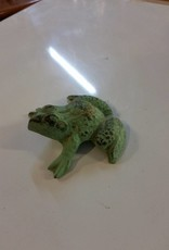 Small Iron Blue Frog