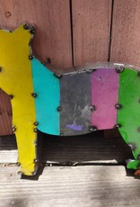Tin Multicolor Bull Terrier