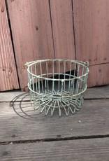 White Carterton Basket