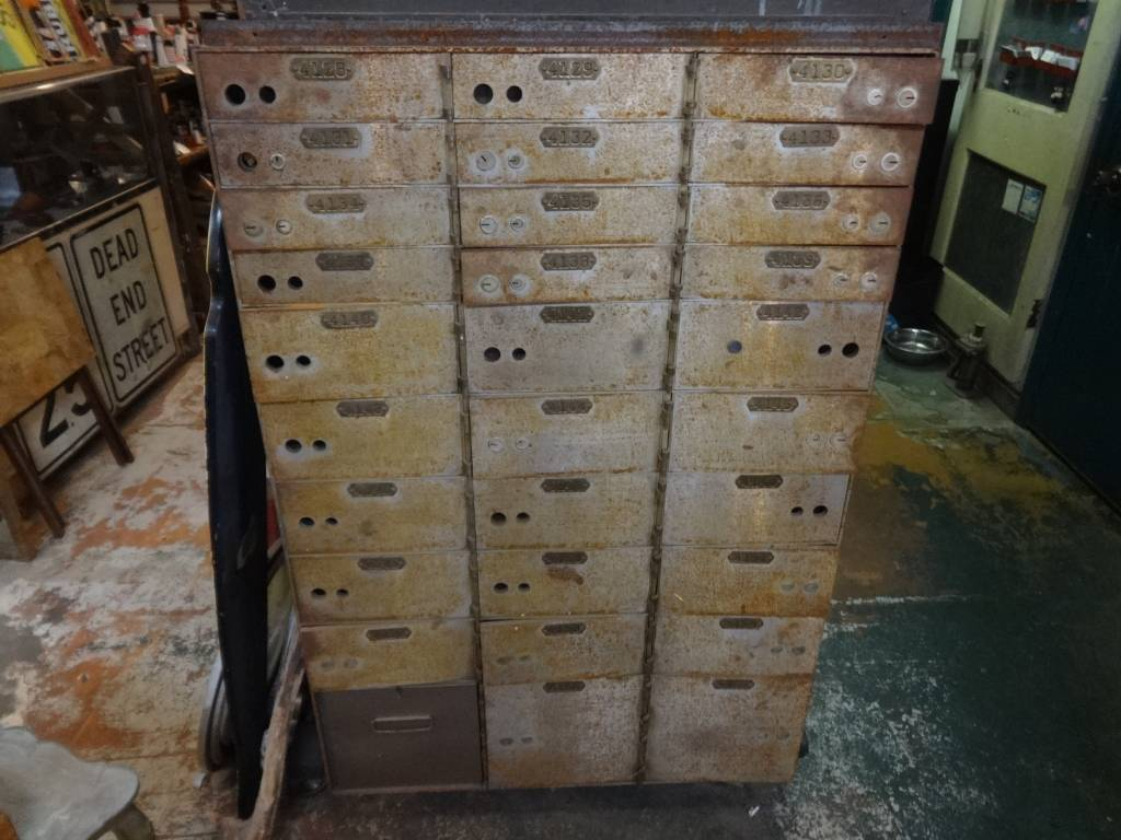 Bank Safety Deposit Box Safe