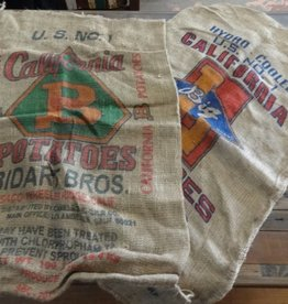 Burlap Produce Bag