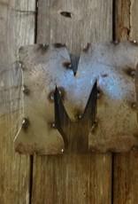 """5"""" Tin Letter M"""
