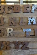 """5"""" Tin Letter N"""