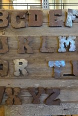 "5"" Tin Letter Y"