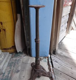 Iron Tri Leg Side Table Base 23""