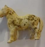Antique White Horse