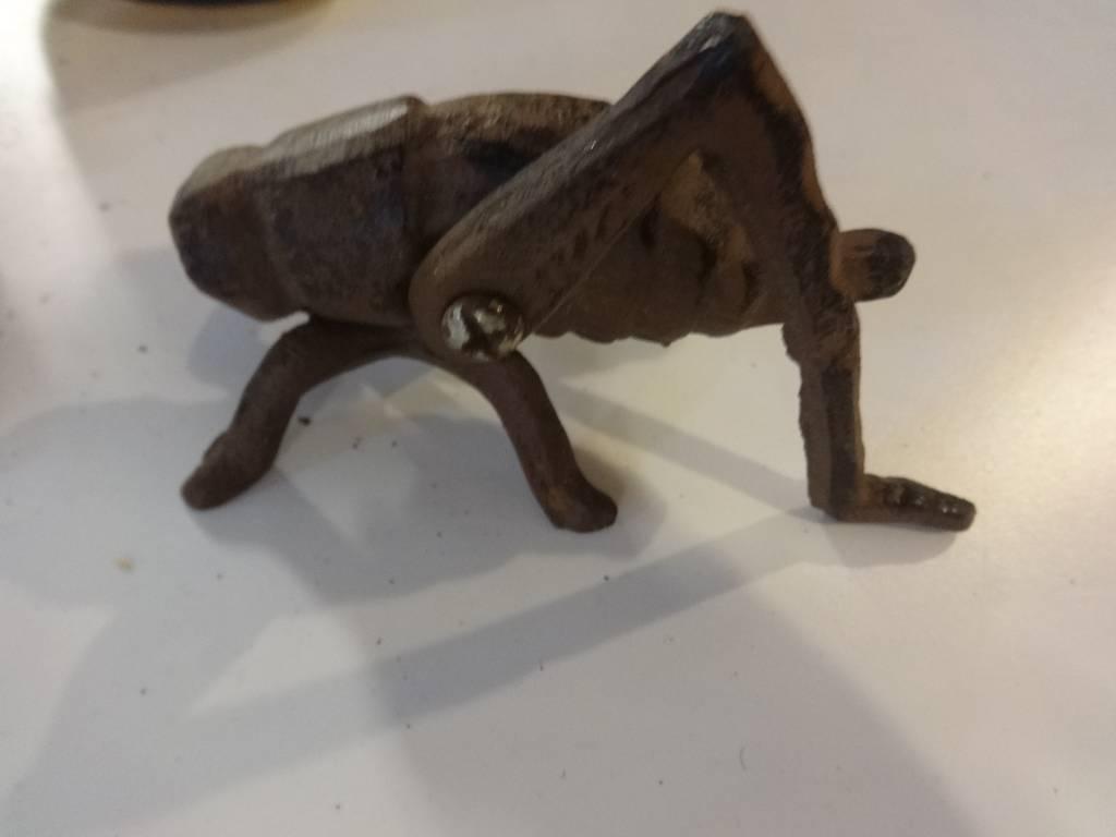 Rust Grasshopper