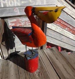 Tin Pelican on Post 38x21