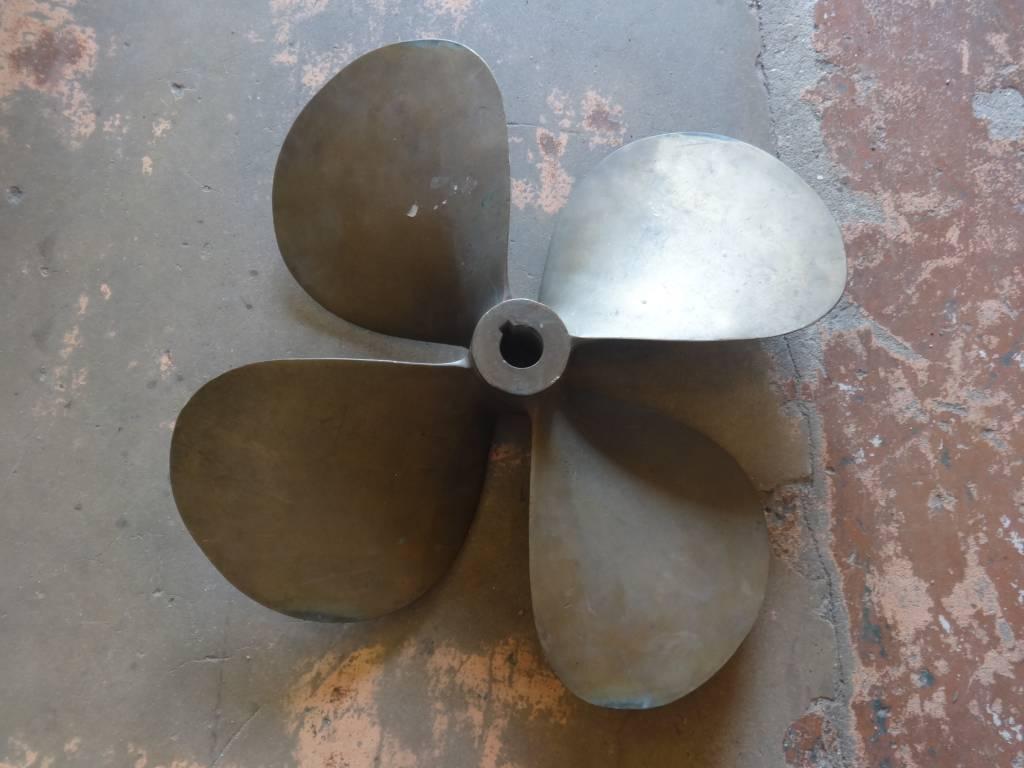 """4 Blade Bronze Propeller 22"""""""