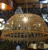 Chicken Basket Chandelier