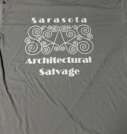 Small Womens SAS Tee Gray