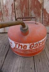 Sm Eagle Vintage Gas Can