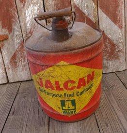 Jalcon Vintage Gas Can
