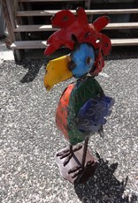 Tin Ed The Bird 33x10x14