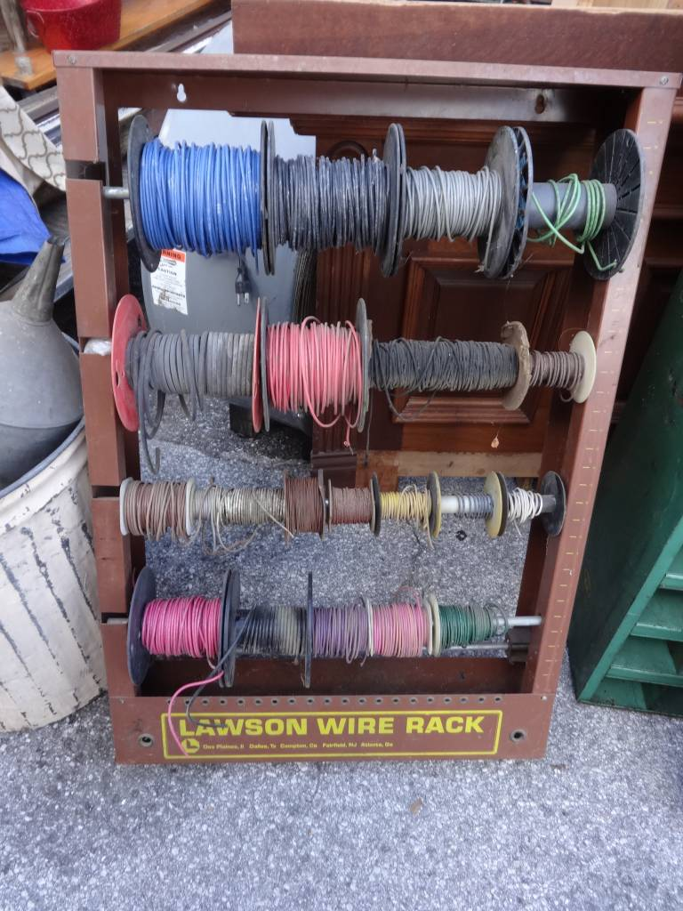 Lawson Wire Rack