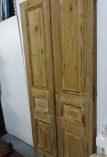 Egyptian Natural Wood Door SET