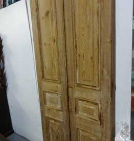 Egyptian Natural Wood Door SET 101x42