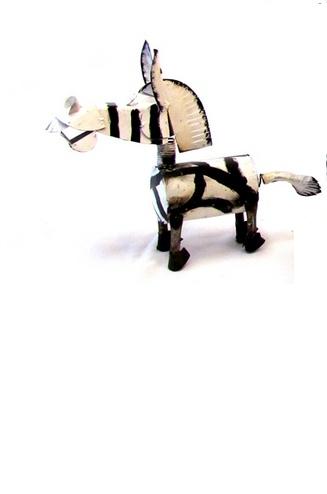 Sm Crazy Zebra
