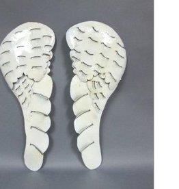 Lg White Wings