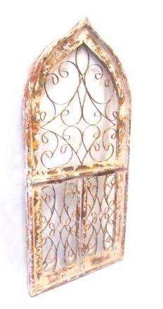 """Parma Window 58""""H x 28""""W"""