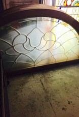 Marco Transom w/ Leaded Glass 79.5x38