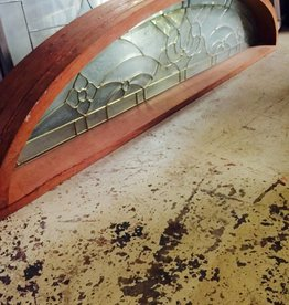 Marco Transom w/ Leaded Glass 68x14.75