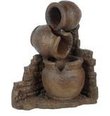 Broken Jar Fountain