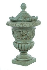 Venetian Urn with Top
