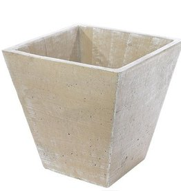XL Tapered Square Planter