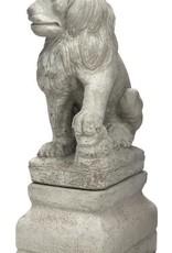 Lg Lion Left Paw Up