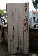 Red & White Barn Door