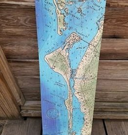 Siesta Key Map Medium