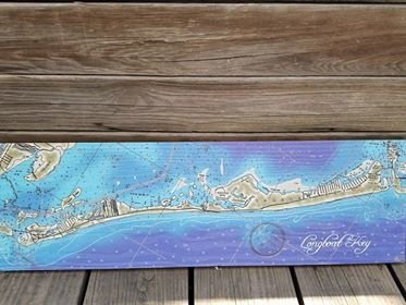 Longboat Key Map Medium