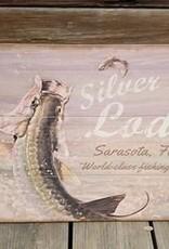 Coudal Silver King Lodge Print