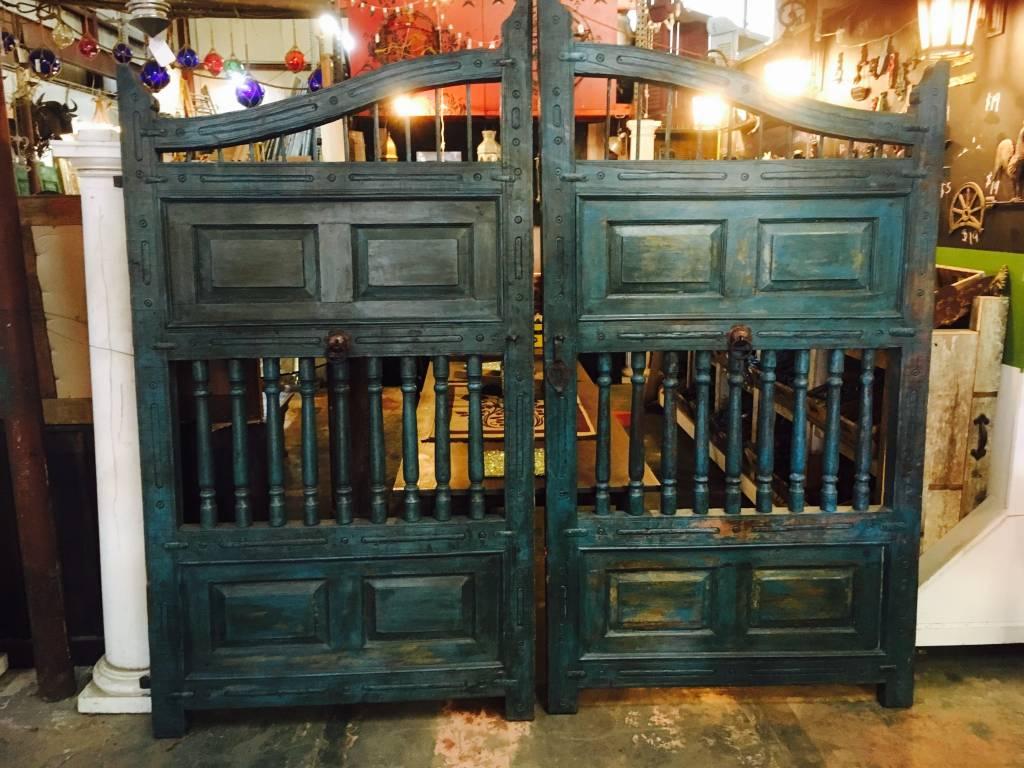 Blue Indian Gate SET