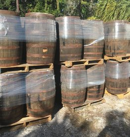 Caribbean Rum Barrel