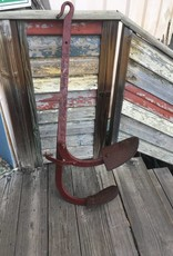 Vintage Double Red Plow