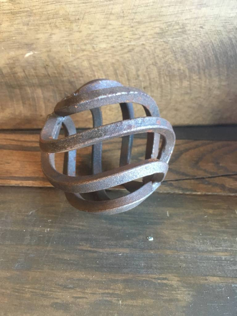 Iron Decorative Sphere