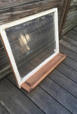 Single Pane Window w/ Shelf