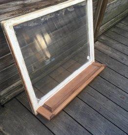 Single Pane Window w/ Shelf