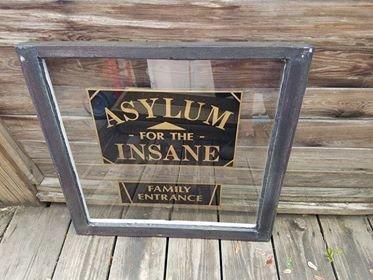 Asylum Family Entrance