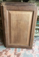 Small Mahogany Cabinet Door