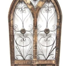 "Vicenza Window 56""H x 31""L x 2""W"