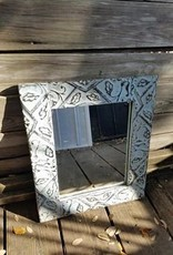 Small Ceiling TIn Mirror 2