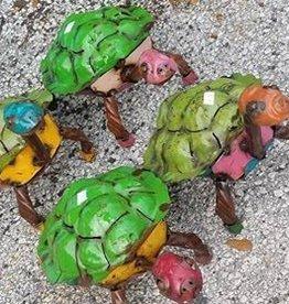 Medium Tin Turtle