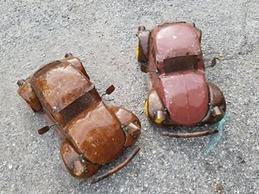 Tin VW Bug